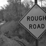 sign_rough_road