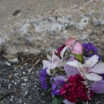 corsage in the gutter