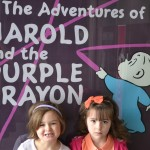adventures of Harold pruple crayon