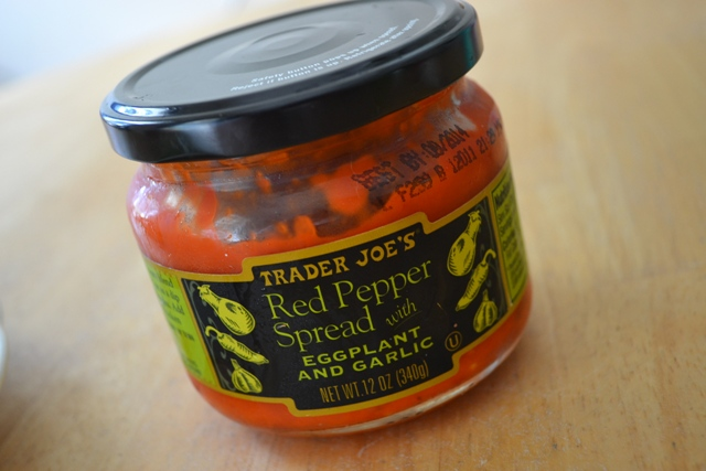 trader joes pepper spread