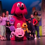 clifford the big red dog stage show