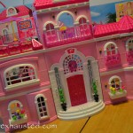 barbie mega blocks house