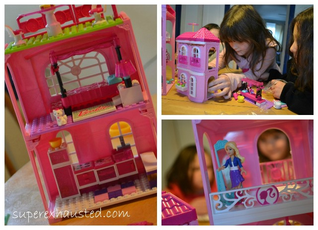 megabloks barbie