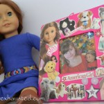 American girl picture frame