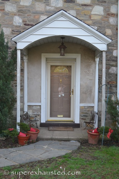 How To Repaint A Front Door