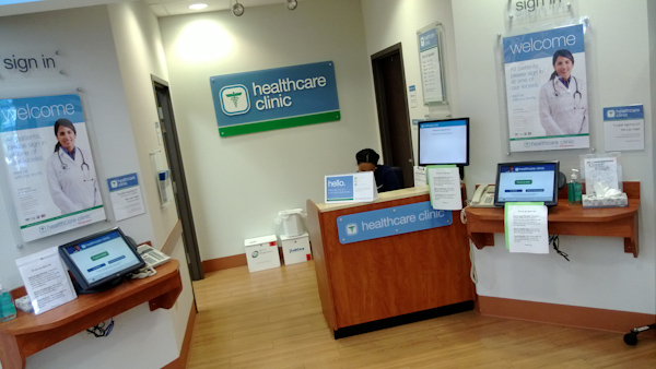 healthcare clinic