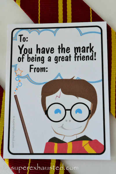 Harry Potter Birthday Cards Free Printable ~ Harry potter cards printable