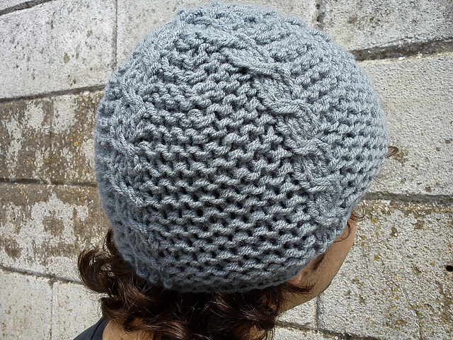 Free Knitting Patterns For Adults Hats : 15 Free Easy Hat Patterns for adults