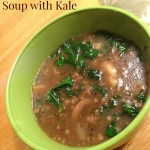 Tortellini Sausage Soup with Kale