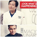 • Learn some tips and tricks from #MacysChef @Chef Todd English and @Simply Ming at @Macys Center City on 1/14 at 5:30pm as they present their favorite recipes!
