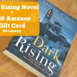 Dark Rising Monica McGurk Book Review of the second book in the of the Archangel Prophecies series Book giveaway and amazon giveaway