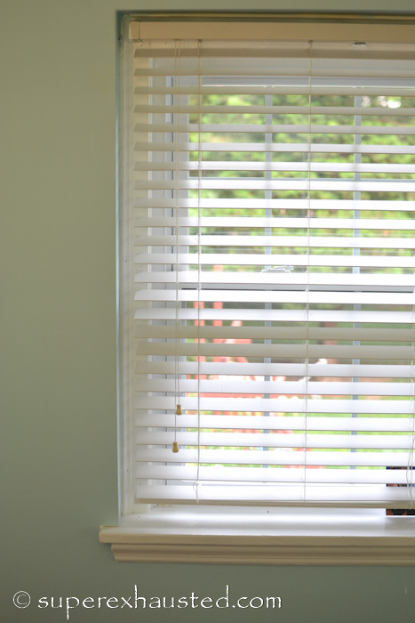 How To Wash Your Window Blinds