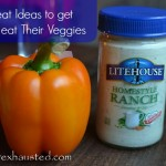 13 Great Ideas to get kids to eat Their Veggies #seethelite